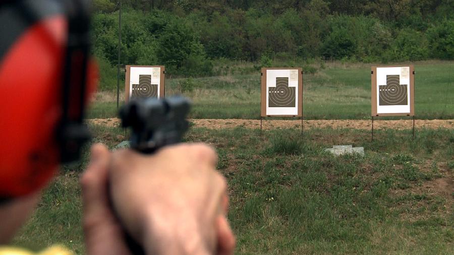 lőgyakorlat