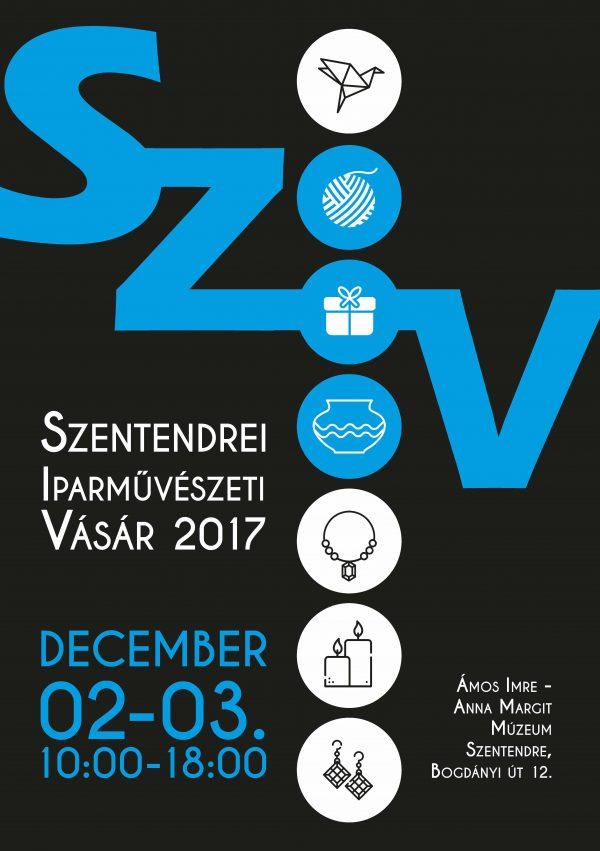 Szentendrei iparművészeti vásár december első hétvégéjén