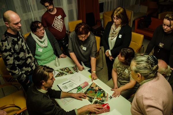 Közösségi tervezéssel fejlődik a Sztaravoda Park
