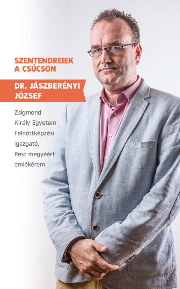 A molinón: dr. Jászberényi József