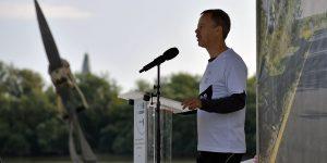 Révész Máriusz aktív Magyarországért felelős kormánybiztos hangsúlyozta, nemcsak a turizmusban van fontos szerepe ennek az útszakasznak, hanem a biciklis munkába járásban, mindennapos kerékpározásban is.