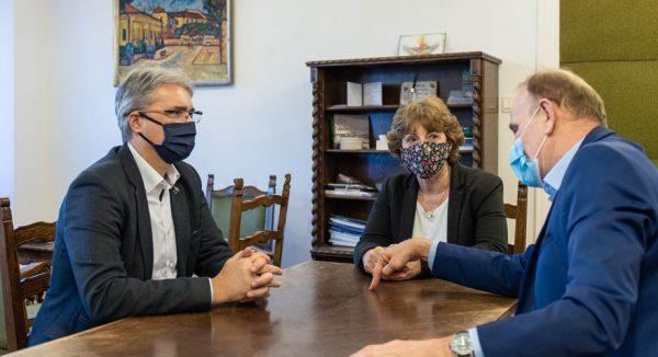 Polgármesteri találkozó volt Vácott