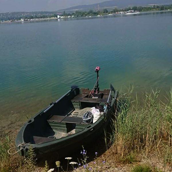 A Lupa-tó egészének a felmérése is megtörtént, a tóban jellemzően nem petézik szúnyog.