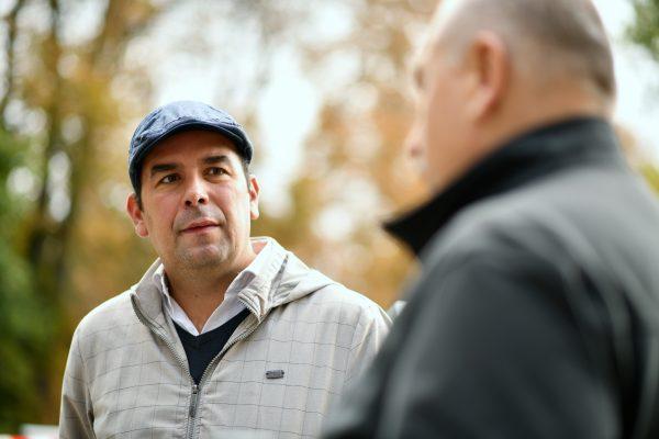 Pál Gábor, a Belváros önkormányzati képviselője